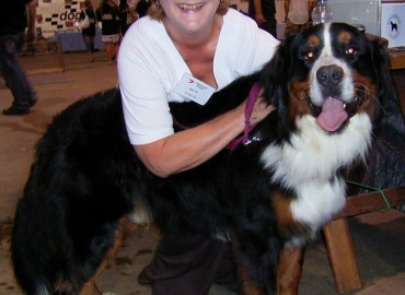 Wendy Norman of The Beautiful Dog Company, photo used with permission