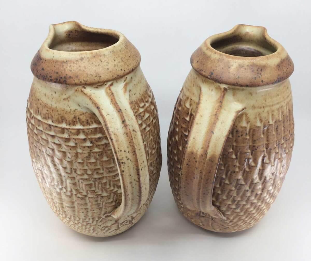 Kenneth Barnes | Ceramics | Two-Pitchers