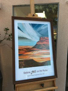 Art and Window Shopping in Sedona