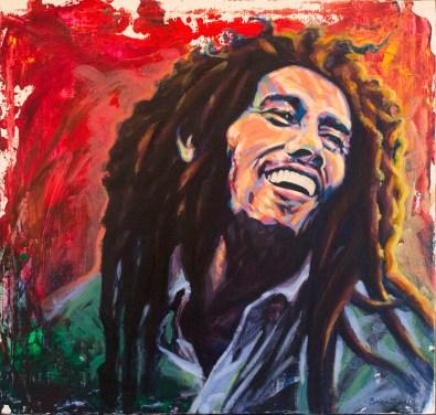 Bob Marley by Brian Myers