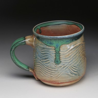 Mug by Luke Metz in Sedona, Arizona