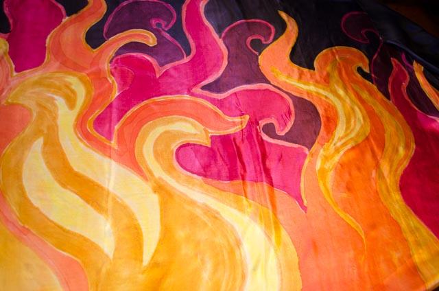 Flame Veil