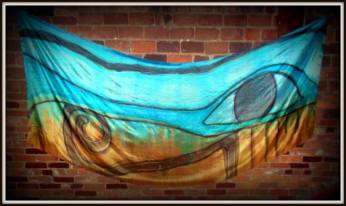Eye of Horus veil