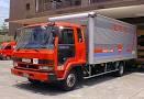 日本郵便のトラック