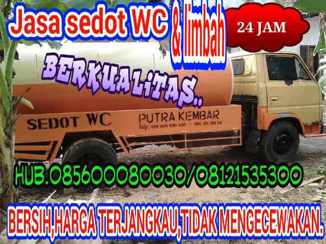 Galeri Sedot WC dan Limbah Semarang Terdekat
