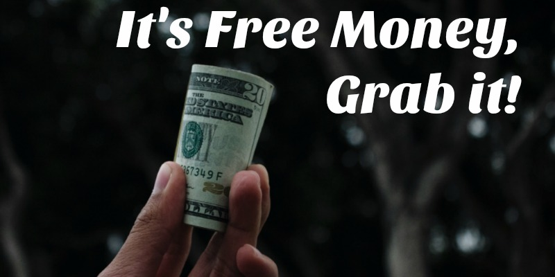 It's Free Money, Grab It | Sedruola Maruska
