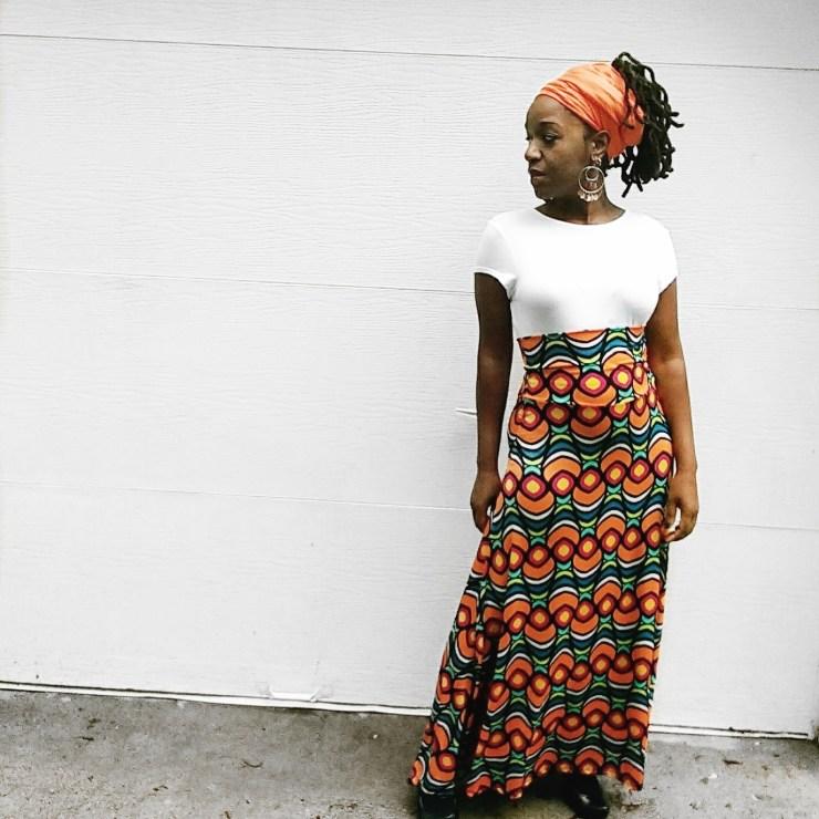 Lularoe Multi Skirt | Sedruola Maruska
