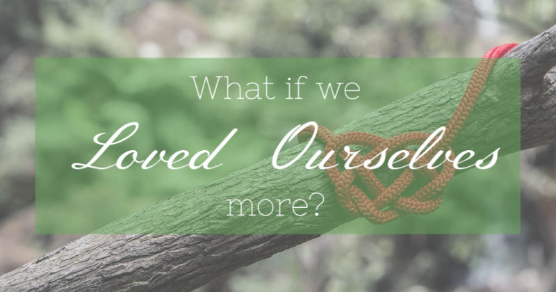 What if we loved ourselves more? | Sedruola Maruska