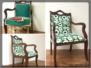 Poltroncina primi 800 - Early 1800s armchair