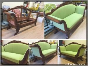 Divano Carlo X - Charles X sofa