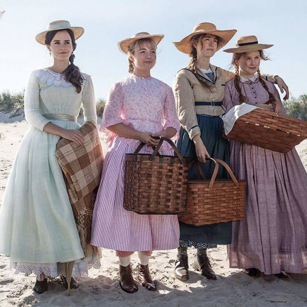 "A scene from ""Little Women"""