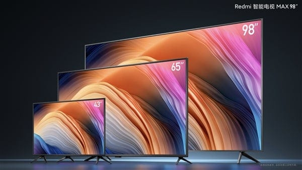 Xiaomi Unveils Redmi Smart TV MAX - Sada El balad