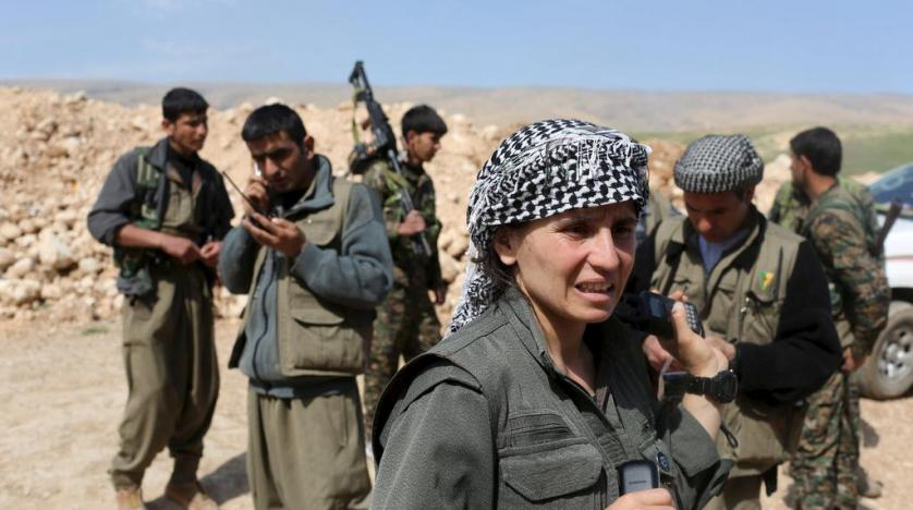 Analysis: What Are Turkey's Aspirations in Iraq? Kurdistan Workers Party (PKK) fighters are pictured in Sinjar, northwest Iraq, on March 11, 2015. Asmaa Waguih/Reuters