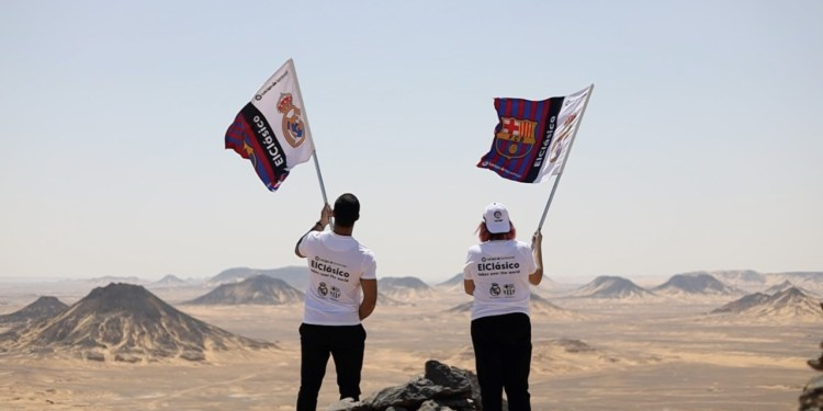 LaLiga Brings El Clásico to Egypt as Part of Global Campaign