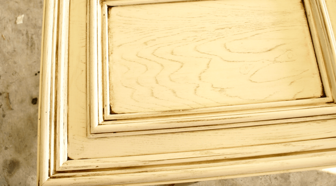 - How To Paint And Antique Cabinets
