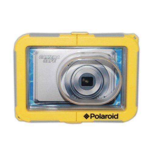polaroid underwater case