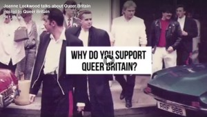 why support queer britain