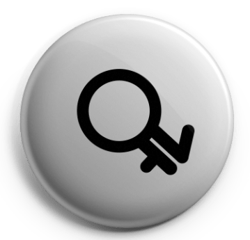 Intergender Glyph