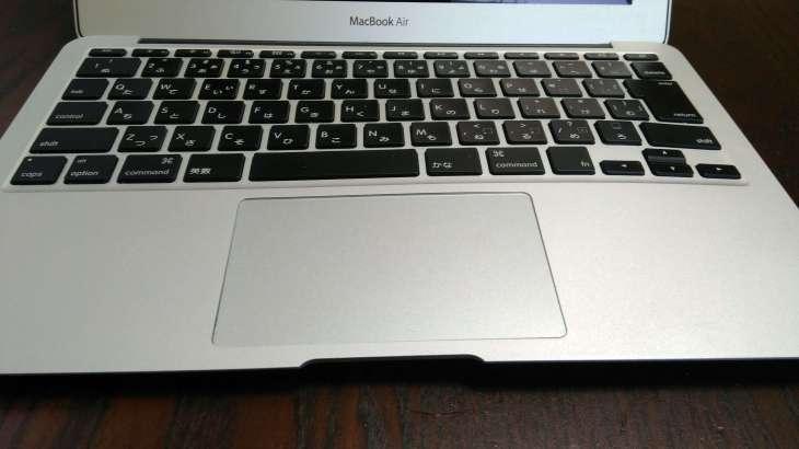 Mac Book Airのバッテリーを自分で交換したら動作が早くなった。