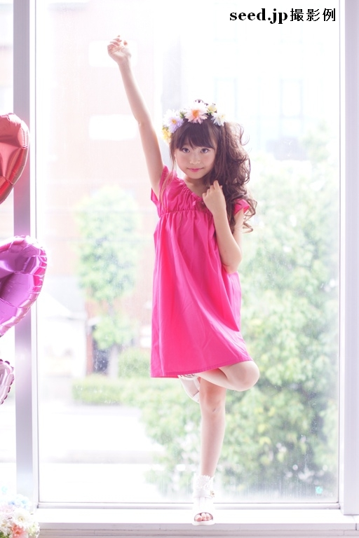 子供服商品撮影
