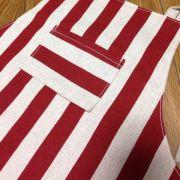 エプロン 縫製