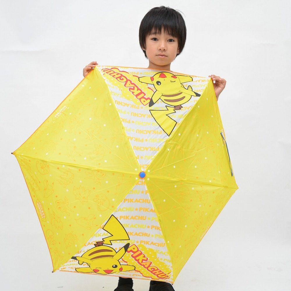 ポケモン折りたたみ傘撮影