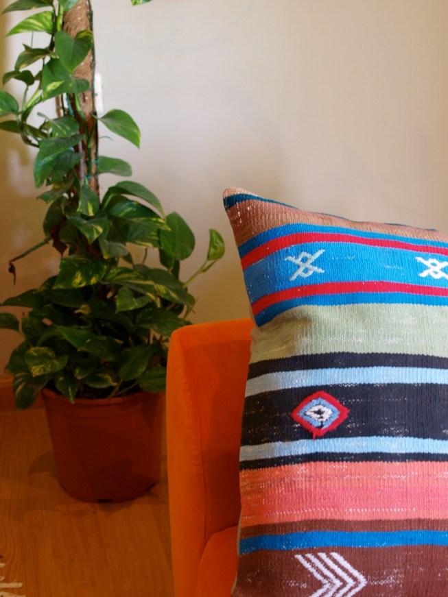 Plant & Kilim