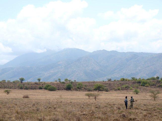 Nechisar Park