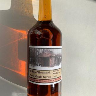 Maple Syrup & Raw Honey