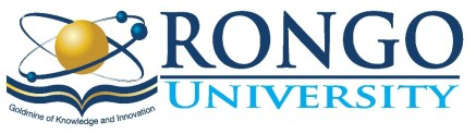 Image result for Rongo University College logo