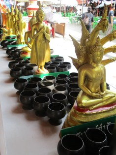 Seven Buddhas for seven days of the week