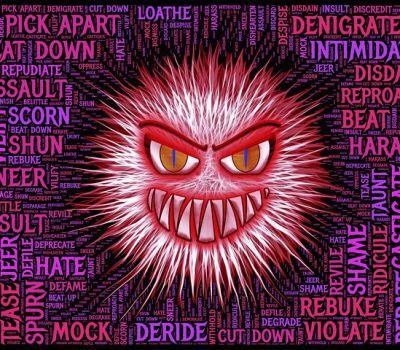 une colère noire et une rage profonde