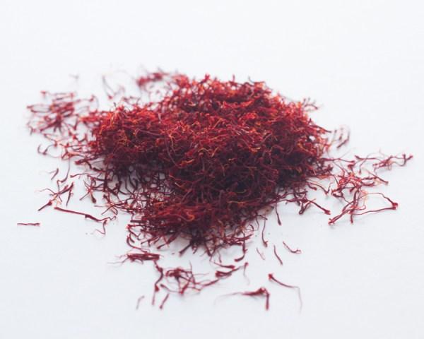 Sardinian Saffron threads
