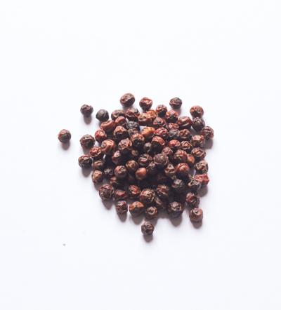 grains de poivre rouge