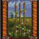 3 wands - sacred circle