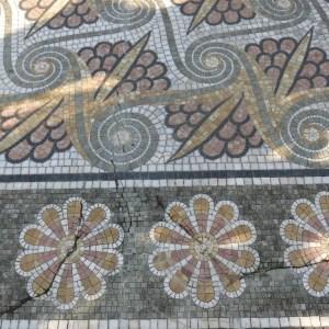A sample of the many mosaics