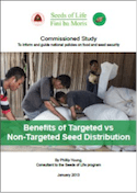 Benefits of distribution