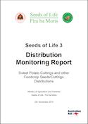 Distribution report screenshot