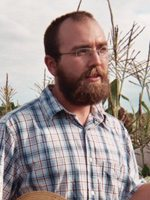Jared Zystro, research and education assistant director, Organic Seed Alliance.