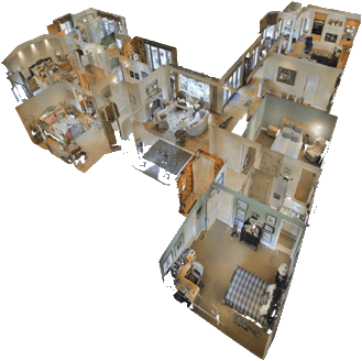 Matterport Dollhouse Layout