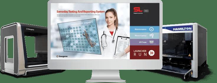 Software Seegene Launcher