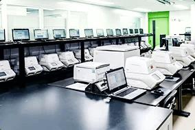 Sistema de relatório diário Seegene Brazil