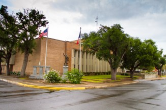 Angelina County Courthouse, Angelina, TX