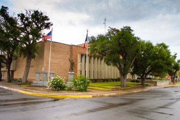 Angelina County Courthouse, Angelina, TX