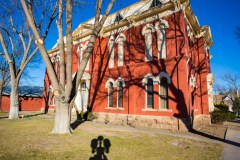 Brewster County Courthouse, Alpine, TX