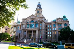 Tarrant County Courthouse, Fort Worth, Texas