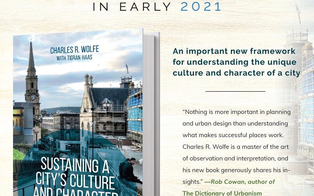 Sustaining a City's Culture and Character: The Digital Brochure