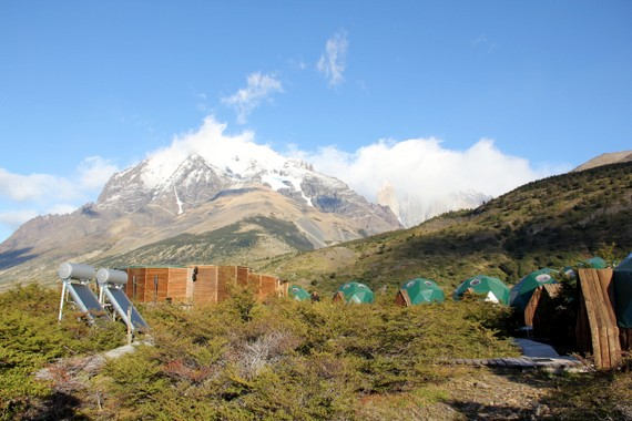 luxury travel ideas patagonia