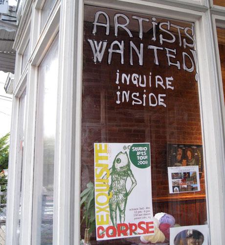 design-trends-artists-tour-sign