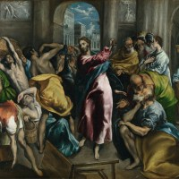 Ejecting the Money-changers